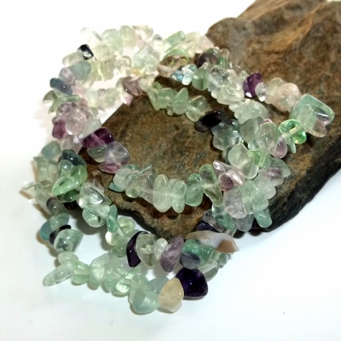 Fluorite Bracelets from earthegy
