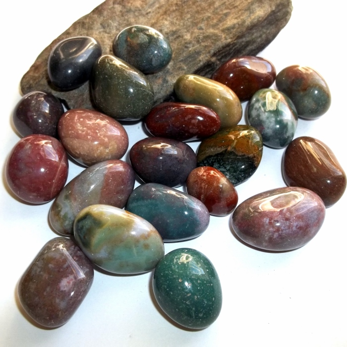 Jasper Gemstones from earthegy
